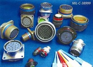 MIL-DTL-38999 シリーズⅠ