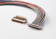 超小型高密度角型コネクタ(Nano-D)