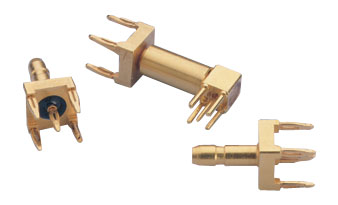 小型同軸コネクタ(MicroCoax)