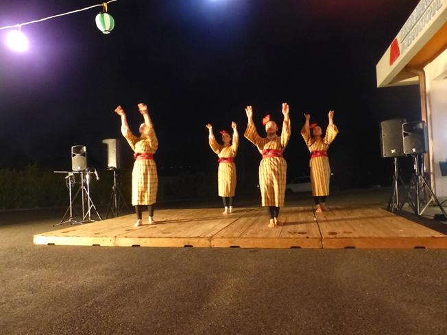 町舞踊団『ダイナミック琉球』